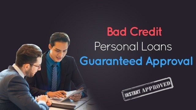 The guarantee within personal loans